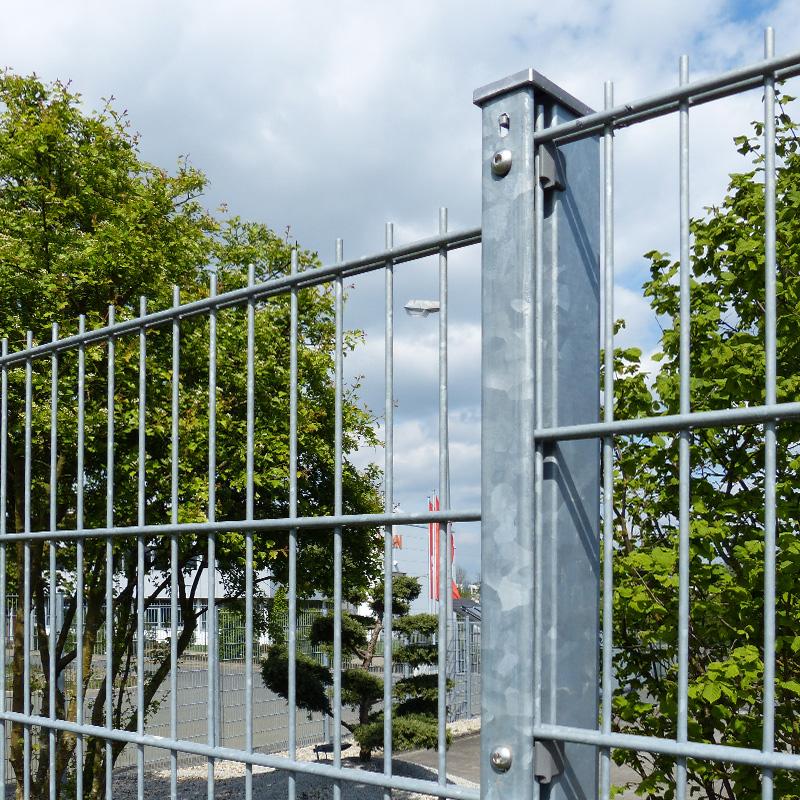 Zäune Zaun Zaunarbeiten deeg Landschaftsgärtner Gartenbau