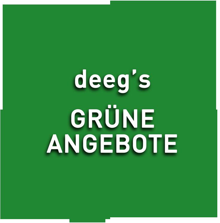 deeg grüne angebote